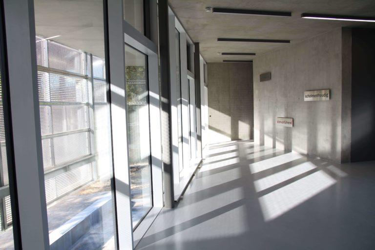 Building HIU-Interior