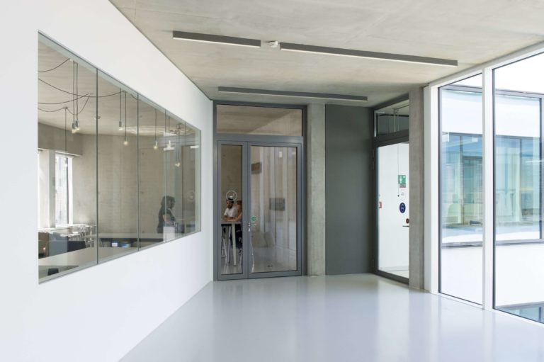 Building (c) Andrea Flauaus10, Duckek, Bauamt Ulm, HIU
