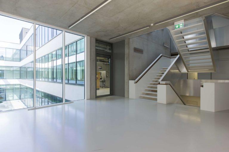 Building (c) Andrea Flauaus11, Duckek, Bauamt Ulm, HIU