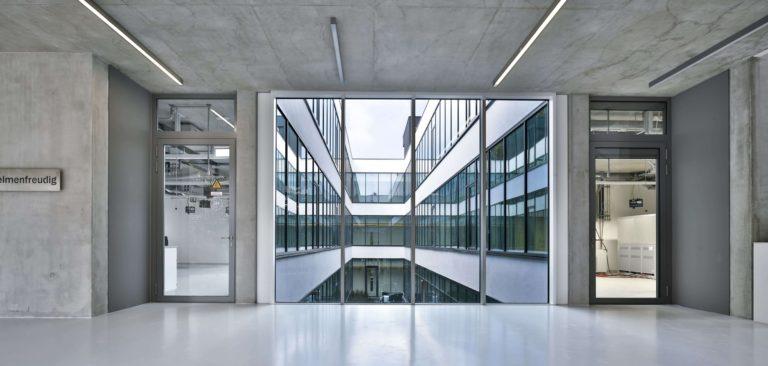 Building (c) Andrea Flauaus3, Duckek, Bauamt Ulm, HIU