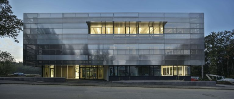 Building (c) Andrea Flauaus4, Duckek, Bauamt Ulm, HIU