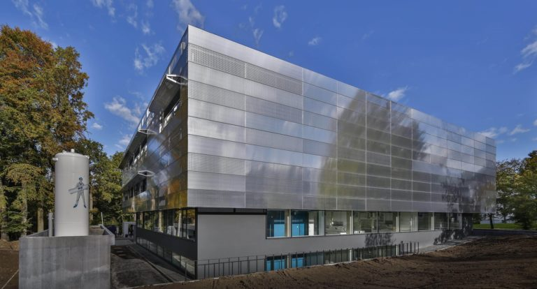 Building (c) Andrea Flauaus5, Duckek, Bauamt Ulm, HIU