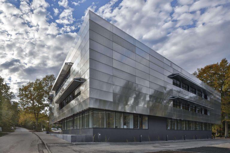 Building (c) Andrea Flauaus6, Duckek, Bauamt Ulm, HIU
