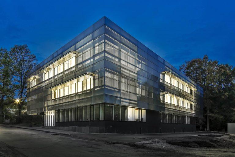 Building (c) Martin Duckek, Bauamt Ulm, HIU