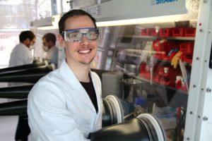 Employees Dominik Steinle, HIU-Forscher
