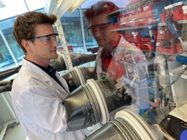 Employees HIU-Forscher