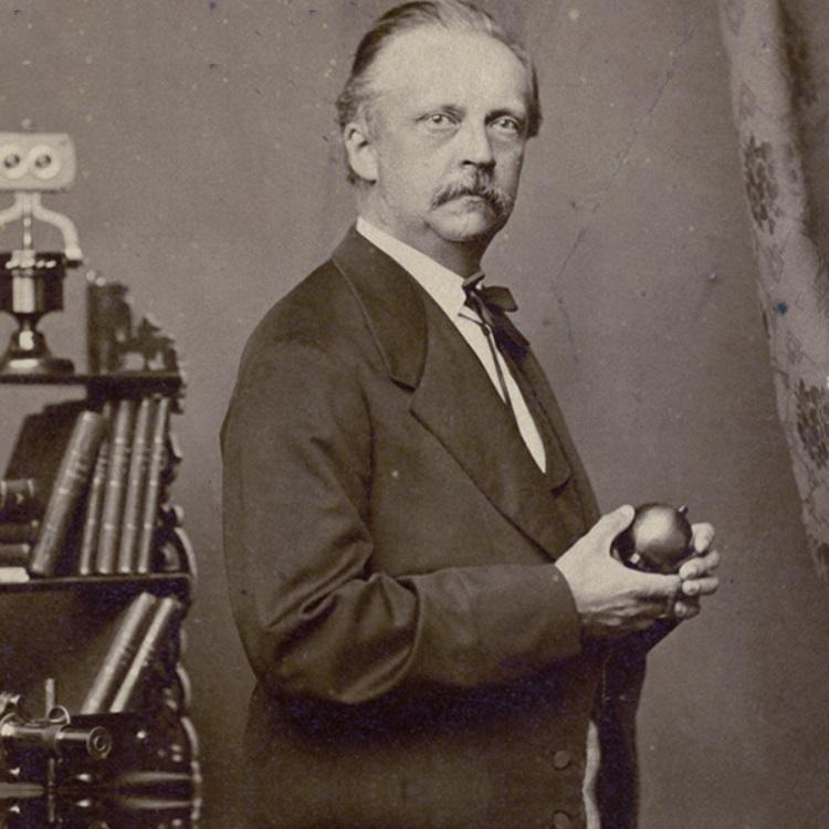 Wer war Hermann von Helmholtz?