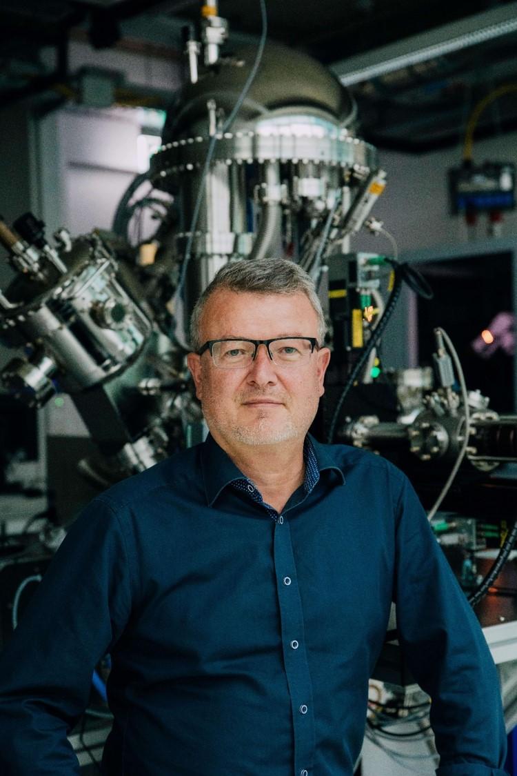 Prof. Maximilian Fichtner2, (c) Fritz Beck, HIU